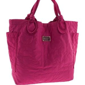 MARC by MARC JACOBS-Tate Pink Tote Shoulder Bag